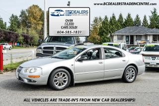 Used 2000 Chrysler 300M 42 Service Records from Same Shop, Local, No Accid for sale in Surrey, BC