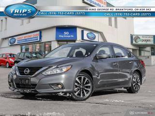 Used 2018 Nissan Altima 2.5 SV for sale in Brantford, ON