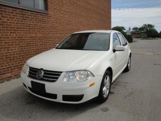 Used 2008 Volkswagen City Jetta AC /LIKE BRAND NEW TIRES for sale in Oakville, ON