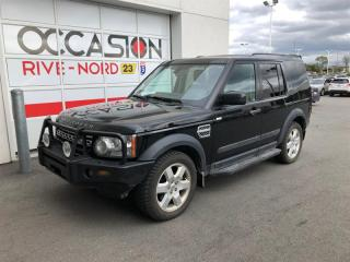 Used 2010 Land Rover LR4 4x4 CUIR-TOIT-NAVI-+++ for sale in Boisbriand, QC