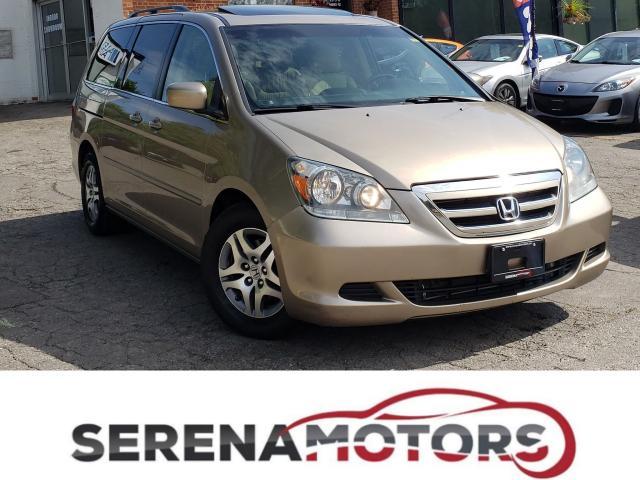 2007 Honda Odyssey EX-L | DVD | 8 PASS. | SUNROOF | NO ACCIDENTS