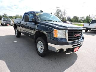 Used 2008 GMC Sierra 2500 SLE. Diesel. 4X4. 5 year financing available for sale in Gorrie, ON