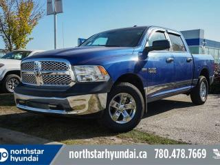 Used 2017 RAM 1500 SXT/HEMI/CREWCAB/CRUISE/BLUETOOTH for sale in Edmonton, AB