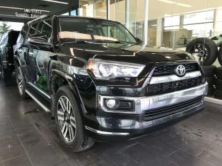 Used 2015 Toyota 4Runner SR5 4WD, ACCIDENT FREE, SUNROOF, POWER HEATED/VENTED LEATHER SEATS, NAVI for sale in Edmonton, AB