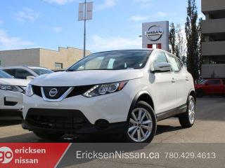 New 2019 Nissan Qashqai S l Backup Camera l Heated Seats l Alloys l Demo for sale in Edmonton, AB