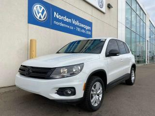 Used 2015 Volkswagen Tiguan TRENDLINE 4MOTION AWD - HEATED SEATS for sale in Edmonton, AB
