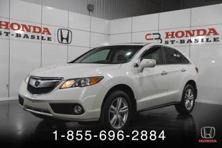 Used 2015 Acura RDX Traction intégrale 4 portes groupe techn for sale in St-Basile-le-Grand, QC