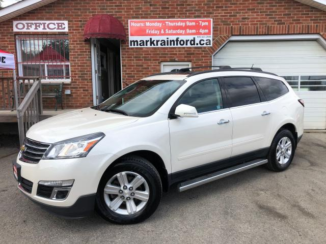 2014 Chevrolet Traverse 2LT Pano Roof Back Up Cam Touchscreen
