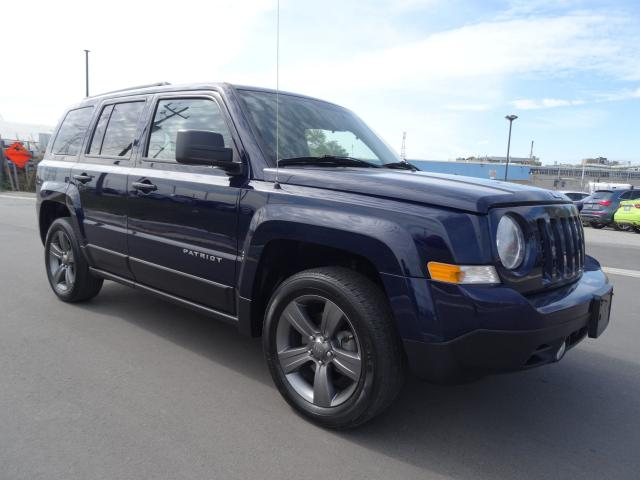 2015 Jeep Patriot High Altitude*NAVIGATION*LEATHER*SUNROOF*