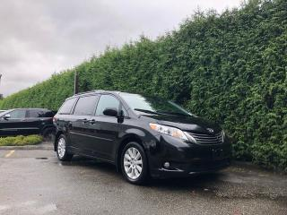 Used 2014 Toyota Sienna XLE for sale in Surrey, BC