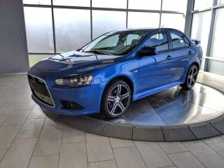 Used 2012 Mitsubishi Lancer RalliArt for sale in Edmonton, AB