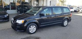 Used 2013 Dodge Grand Caravan SE; 7 PASS, GREAT CONDITION, CRUISE CONTROL, A/C AND MORE for sale in Edmonton, AB