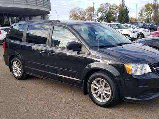 Used 2014 Dodge Grand Caravan SXT Plus - Power Doors - Stow'n'Go - Remote Starter - Certified for sale in Edmonton, AB