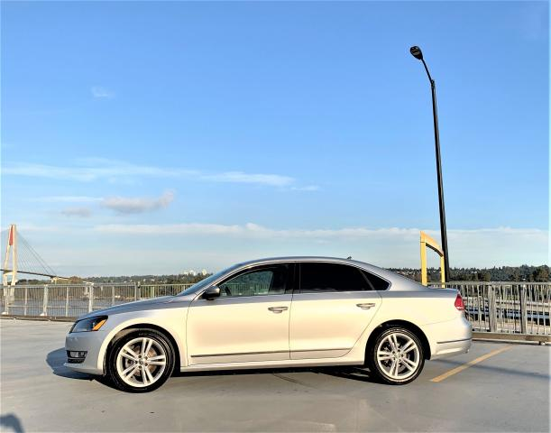 2013 Volkswagen Passat TDI HIGHLINE - NEW TIRES AND BRAKES