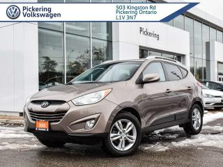 Used 2010 Hyundai Tucson GLS AWD! LOADED!! for sale in Pickering, ON