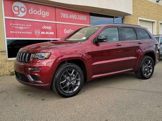 Used 2019 Jeep Grand Cherokee Limited X / Panoramic Sunroof / GPS Navigation for sale in Edmonton, AB