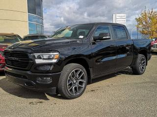 Used 2019 RAM 1500 Sport 4x4 Crew Cab / Panoramic Sunroof / Back Up Camera for sale in Edmonton, AB