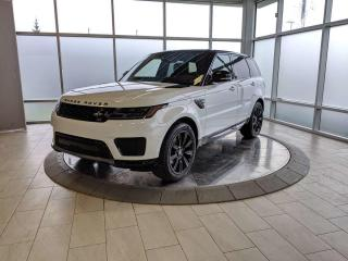 New 2020 Land Rover Range Rover Sport LIMITED INVENTORY AVAILABLE! for sale in Edmonton, AB