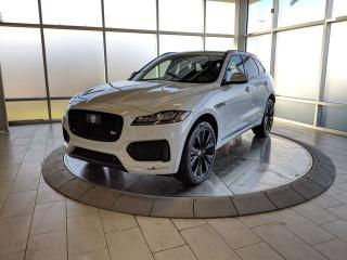 Used 2020 Jaguar F-PACE S for sale in Edmonton, AB