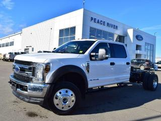 Used 2019 Ford F-550 Super Duty DRW XLT 4x4 SD Crew Cab 179.0 in. WB for sale in Peace River, AB
