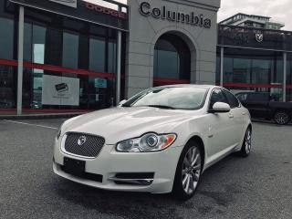 Used 2010 Jaguar XF Luxury - Leather/Sunroof/Nav/No Dealer Fees for sale in Richmond, BC