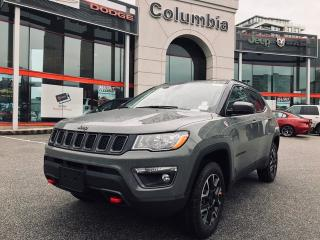 Used 2020 Jeep Compass Trailhawk for sale in Richmond, BC