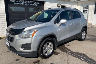 Used 2014 Chevrolet Trax LT AWD for sale in Kingston, ON