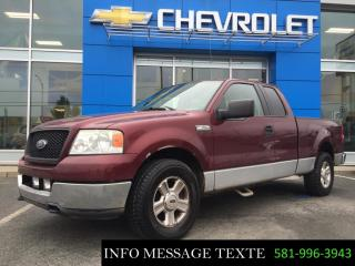 Used 2004 Ford F-150 XLT for sale in Ste-Marie, QC