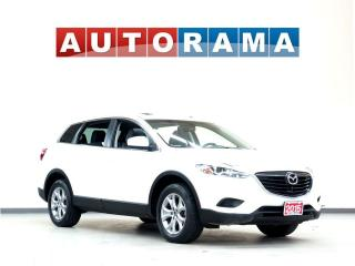 Used 2015 Mazda CX-9 4WD Leather Sunroof Backup Cam 7 Passenger for sale in Toronto, ON