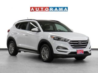 Used 2017 Hyundai Tucson 4WD Leather Panoramic Sunroof Backup Cam for sale in Toronto, ON