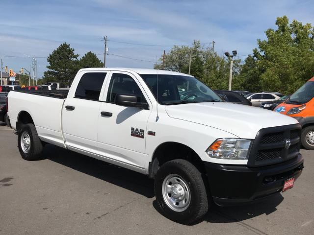 2014 RAM 2500 ST HEAVY DUTY ** 4X4, QUAD CAB, LONG BOX **
