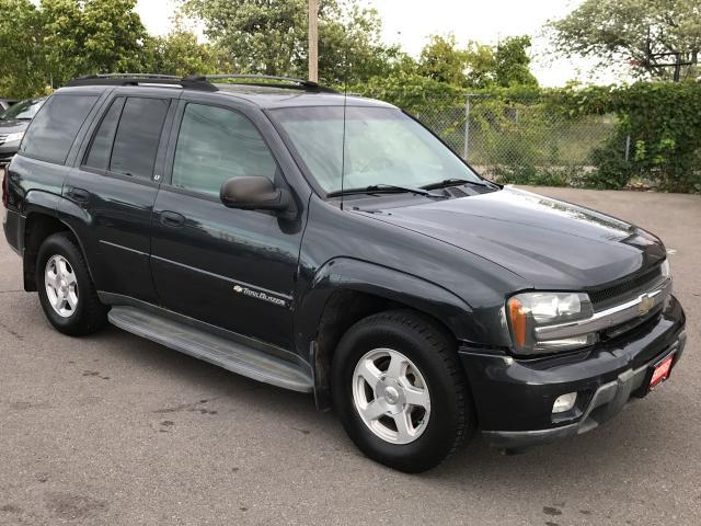 2003 Chevrolet TrailBlazer LT ** 4X4, A/C, TOW PKG **