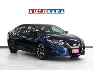 Used 2016 Nissan Maxima SR Navigation Leather Backup Cam for sale in Toronto, ON