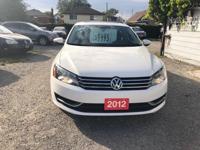 2012 Volkswagen Passat 2.5L Auto Comfortline