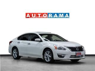 Used 2013 Nissan Altima SL TECH PKG NAVIGATION LEATHER SUNROOF BACKUP CAM for sale in Toronto, ON