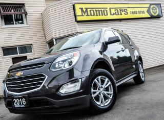 Used 2016 Chevrolet Equinox B.U. CAM! Heated seats! LT!! for sale in St. Catharines, ON