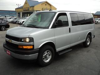 Used 2019 Chevrolet Express 3500 LT 6.0L Nav BackUpCam 12Pass for sale in Brantford, ON