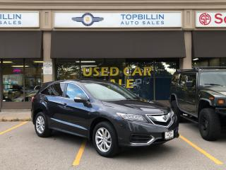 Used 2016 Acura RDX Tech Pkg, Navi, Keep Lane, B Camera for sale in Vaughan, ON