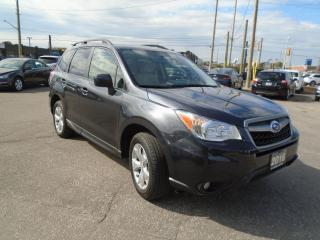 Used 2016 Subaru Forester AWD NO ACCIDENT B-TOOTH B-CAMERA SAFETY H-SEATS PW for sale in Oakville, ON