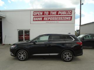 Used 2017 Mitsubishi Outlander ES for sale in Toronto, ON