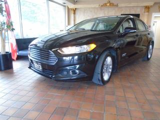 Used 2013 Ford Fusion HYBRID PLUG - ENERGY LOW KM NAVIGATION NO ACCIDENT for sale in Oakville, ON
