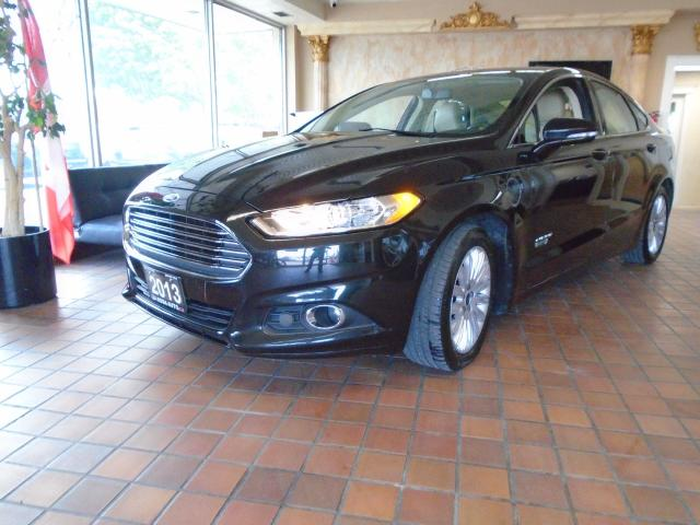 2013 Ford Fusion HYBRID PLUG - ENERGY LOW KM NAVIGATION NO ACCIDENT