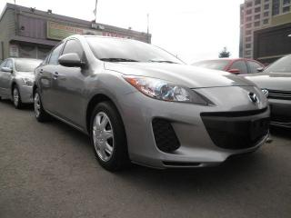 Used 2012 Mazda MAZDA3 GS-SKY for sale in Brampton, ON