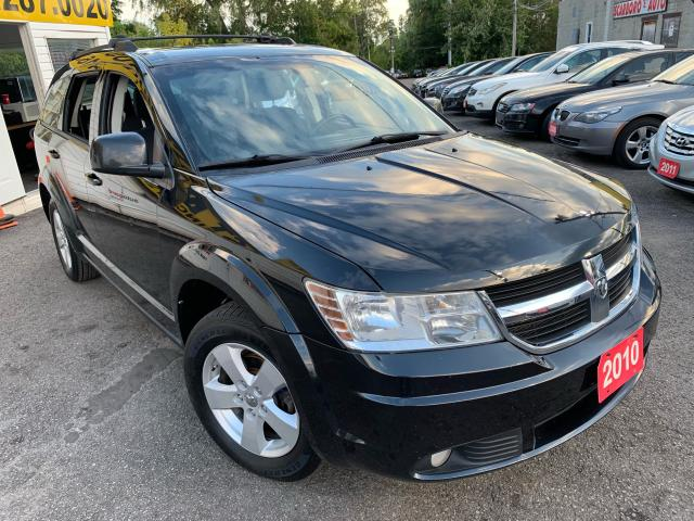 2010 Dodge Journey 7 SEATER/ POWER GROUP/ ALLOYS/ TOW PKG/ LOADED!