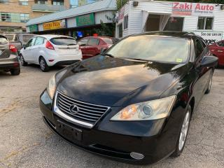 Used 2007 Lexus ES 350 Clean Carfax /Safety Certification included Price for sale in Toronto, ON