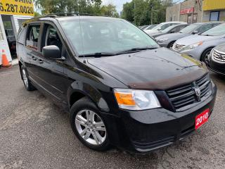 Used 2010 Dodge Grand Caravan SE/ STOW & GO/ PWR GROUP/ ALLOYS/ TINTED! for sale in Scarborough, ON