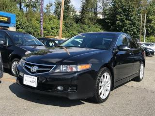 Used 2006 Acura TSX Base for sale in Coquitlam, BC