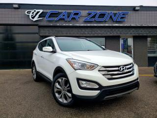 Used 2016 Hyundai Santa Fe Sport LIMITED 2.0 TURBO NAVIGATION for sale in Calgary, AB