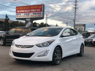 Used 2016 Hyundai Elantra Sport Appearance sunroof !!! for sale in Toronto, ON