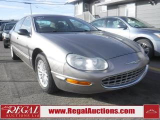 Used 1998 Chrysler Concorde LXI 4D Sedan FWD for sale in Calgary, AB
